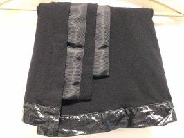 Carell Thomas Wraparound Skirt black polyester