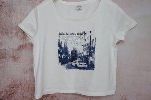 kurzes crop shirt