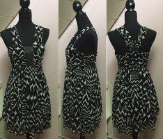 Kurzes Kleid mit Zebramuster von H&M