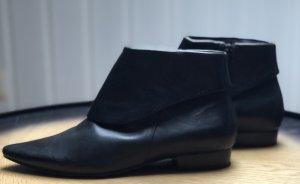 MARC Korte laarzen zwart