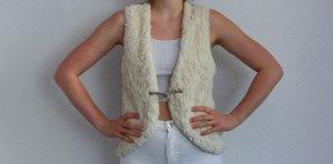 Esprit Fake Fur Vest multicolored