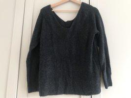 Kuscheliger Pullover mit Rundhals