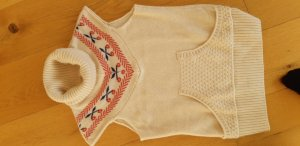 Fine Knitted Cardigan cream
