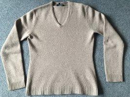 Vogue Knitted Sweater beige