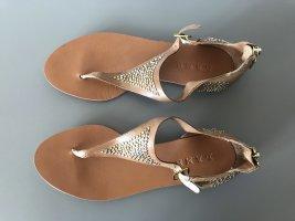 L.a.m.b. Dianette sandalen beige-camel