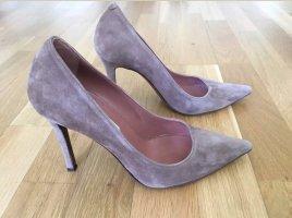 L'Autre Chose High Heels lila-nude Business-Look