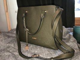 L.credi Handtasche waldgrün