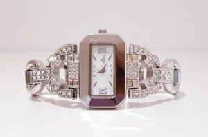 L'Eclisse Damenuhr Uhr Handuhr Uhr mit Metallband Armband