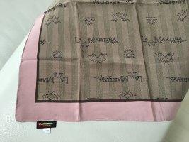 La Martina Silk Cloth multicolored