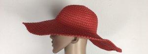 La perla Chapeau de paille rouge
