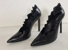 La Perla, Black Snake Pumps, 40, neu, € 1.200,-
