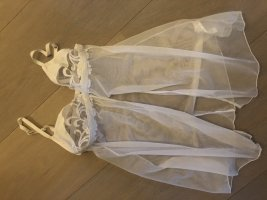 Studio la Perla Negligee white mixture fibre