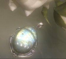 echt Silber 925 Pendant multicolored