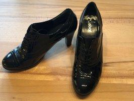 Lackschuhe / Ankle Boots von Gabor *neuwertig*