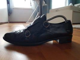 Gabor Wingtip Shoes black