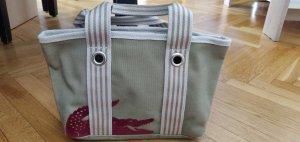 Lacoste Handbag oatmeal