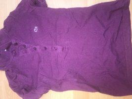 Lacoste Blusa senza maniche viola scuro