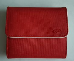 Lacoste Wallet red