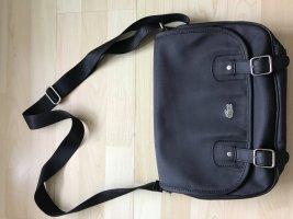 Lacoste Handtasche schwarz