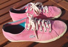 Lacoste sneaker pink