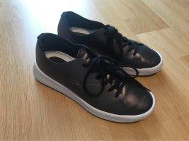 Lacoste Sneaker schwarz metallic