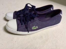 Lacoste Sneaker#Textil#Sommerschuhe