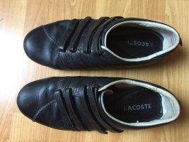 Lacoste sneakers schwarz