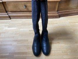 Lacoste Botas elásticas negro