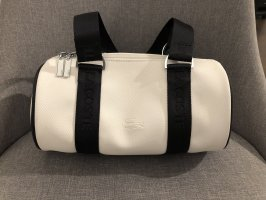 Lacoste Bowling Bag white-black