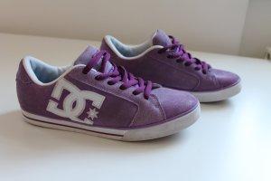 DC Chaussure skate multicolore