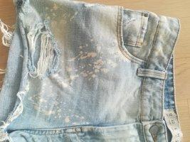 Lässige Jeansshorts