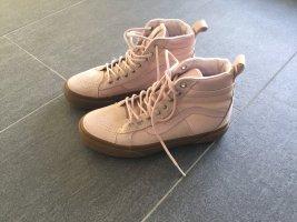 Vans Lace-Up Sneaker dusky pink