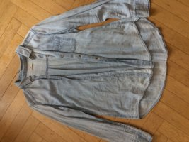 Hollister Jeansowa koszula błękitny