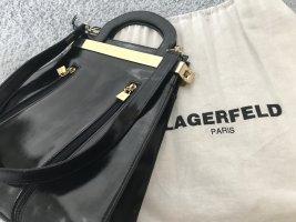 Lagerfeld  Paris , Lackledertasche