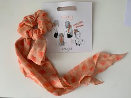 lalique Ribbon apricot