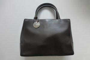 LAMARTHE Paris Leder Tasche Braun Handtasche