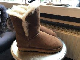 Lammfell Boots Festamo