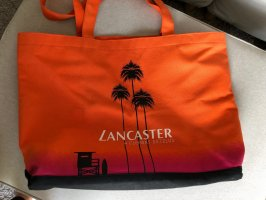 Lancaster Strandtasche ☀️