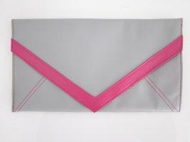 Pochette light grey-pink