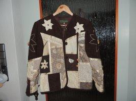 Giacca tradizionale bronzo-beige chiaro Lino