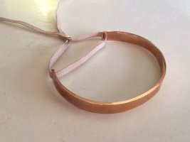 Armlet rose-gold-coloured metal