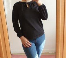 Yessica Camicetta a maniche lunghe nero