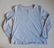 Langarm Pyjama-Shirt