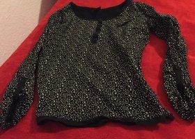Colloseum Boatneck Shirt black-white