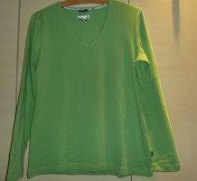 Langarm Shirt von Wissmach Größe 38 - Apfelgrün - Neuware