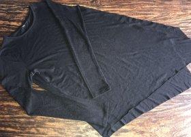 H&M Long Sweater black