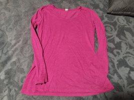 Langarmshirt S.Oliver, pink, Gr.S