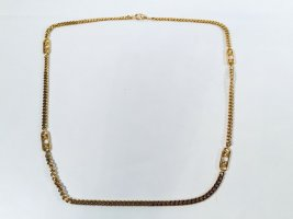 Celine Link Chain gold-colored metal