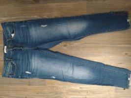 Pimkie Pantalone a vita bassa blu scuro