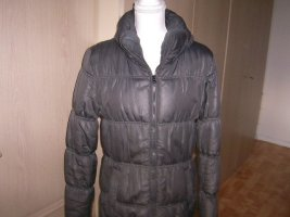Only Quilted Jacket dark grey
